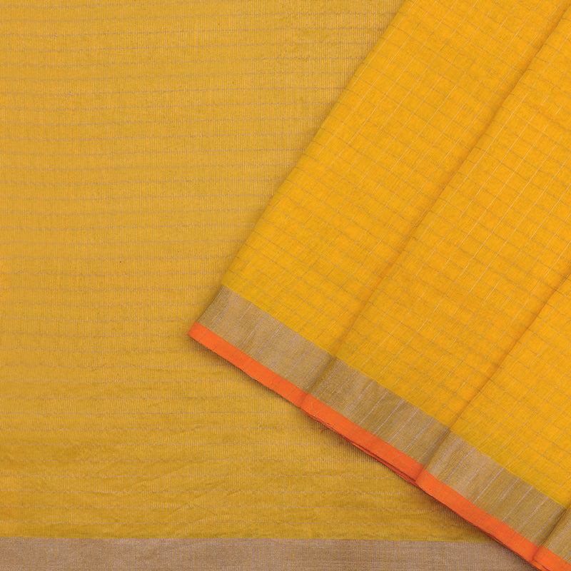 Pradeep Pillai Linen/Cotton Sari 008-01-2729 - Cover View