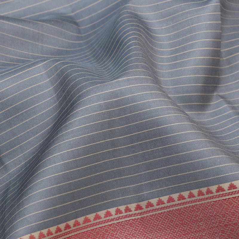 Kanakavalli Soft Silk Sari 071-01-104000 - Fabric View