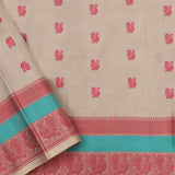 Kanakavalli Soft Silk Sari 071-01-104000 - Blouse View