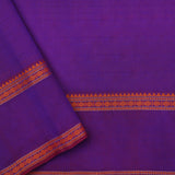 Kanakavalli Silk/Cotton Sari 071-08-112089 - Blouse View