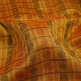 Kanakavalli Silk/Cotton Sari 071-08-112127 - Fabric View