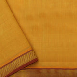 Kanakavalli Silk/Cotton Sari 071-08-112127 - Blouse View