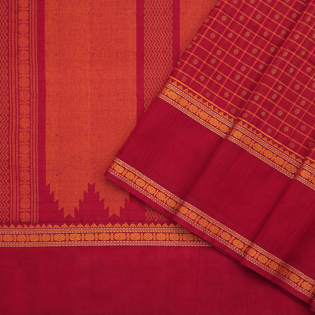 Kanakavalli Silk/Cotton Sari 071-08-89809 - Cover View