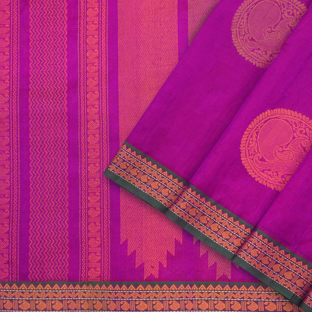 Kanakavalli Silk/Cotton Sari 071-08-94846 - Cover View
