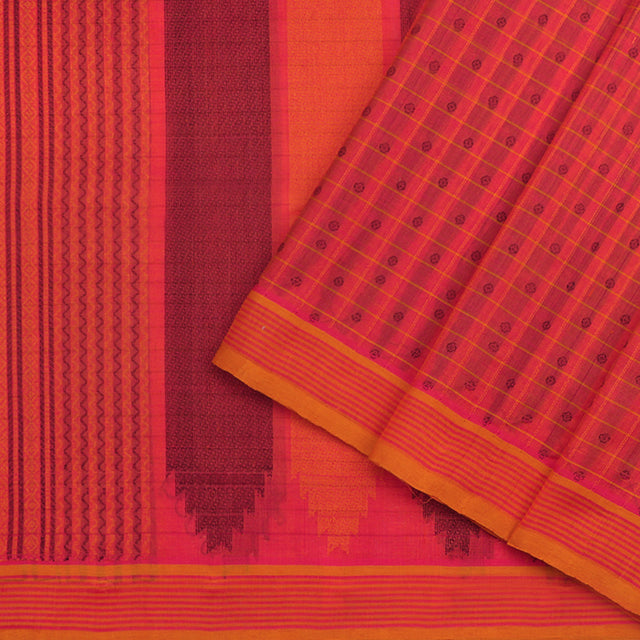 Kanakavalli Silk/Cotton Sari 071-08-95325- Cover View