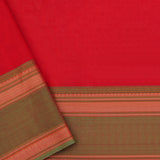 Kanakavalli Kanchi Cotton Sari 071-09-100123 - Blouse View