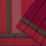 Kanakavalli Kanchi Cotton Sari 071-09-112224 - Cover View