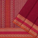 Kanakavalli Kanchi Cotton Sari 071-09-50475 - Cover View