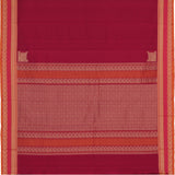 Kanakavalli Kanchi Cotton Sari 071-09-50475 - Full View