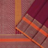 Kanakavalli Kanchi Cotton Sari 071-09-94138 - Cover View