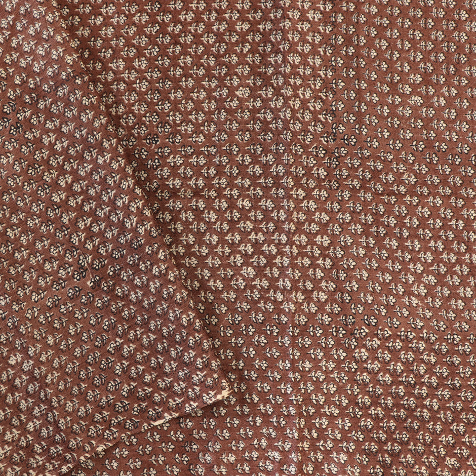 Kanakavalli Printed Tussore Blouse Length 140-06-4213 - Cover View