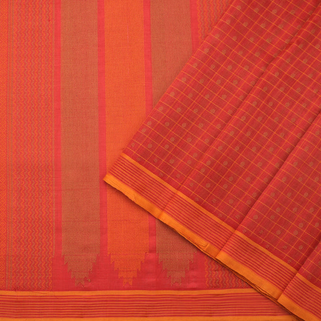 Kanakavalli Silk/Cotton Sari 071-08-95322 - Cover View