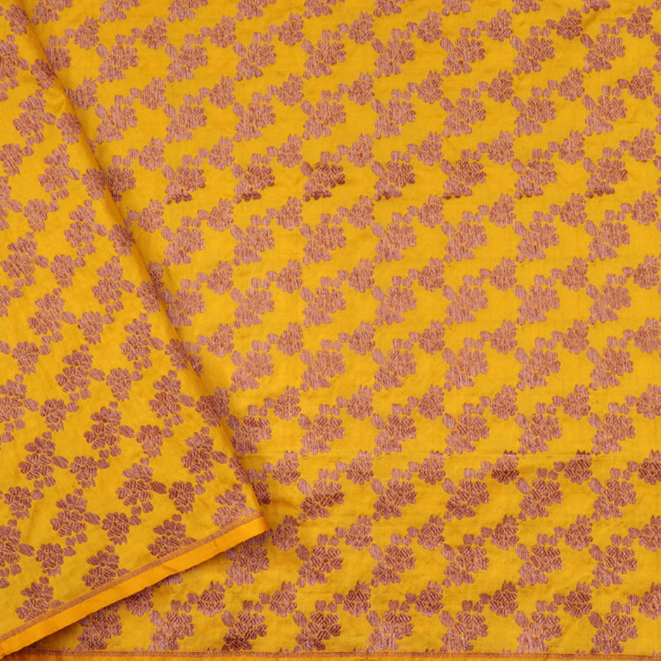 Kanakavalli Brocade Silk Blouse Length 200-06-44848 - Cover View