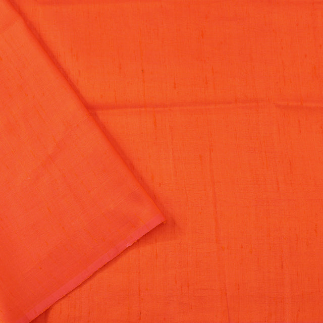Kanakavalli Raw Silk Blouse Length 140-06-37320 - Cover View