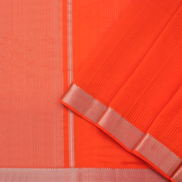Kanakavalli Mangalgiri Cotton Sari 261-11-91073 - Cover View