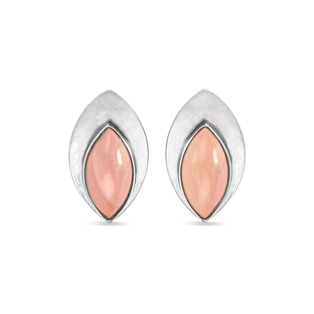 Ahalya Silver &  Opal Earring 13_2114 - Cover View