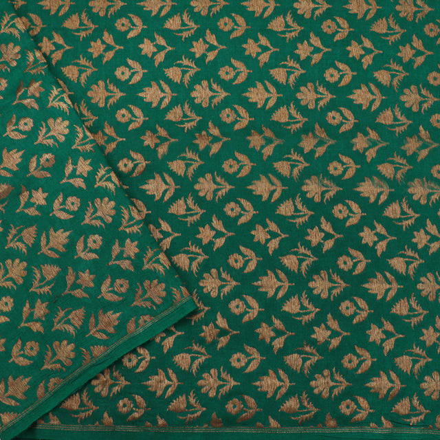 Kanakavalli Brocade Silk Blouse Length 589-06-72327 - Cover View