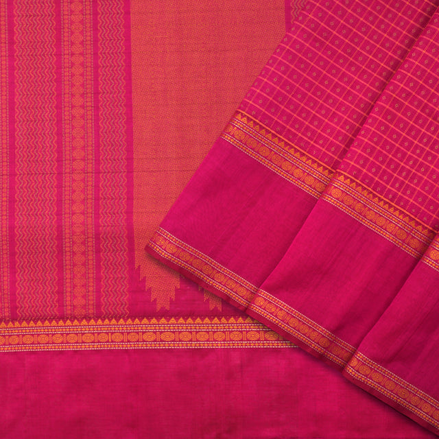 Kanakavalli Silk/Cotton Sari 071-08-89807 - Cover View