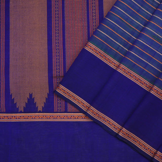 Kanakavalli Silk/Cotton Sari 071-08-96584 - Cover View