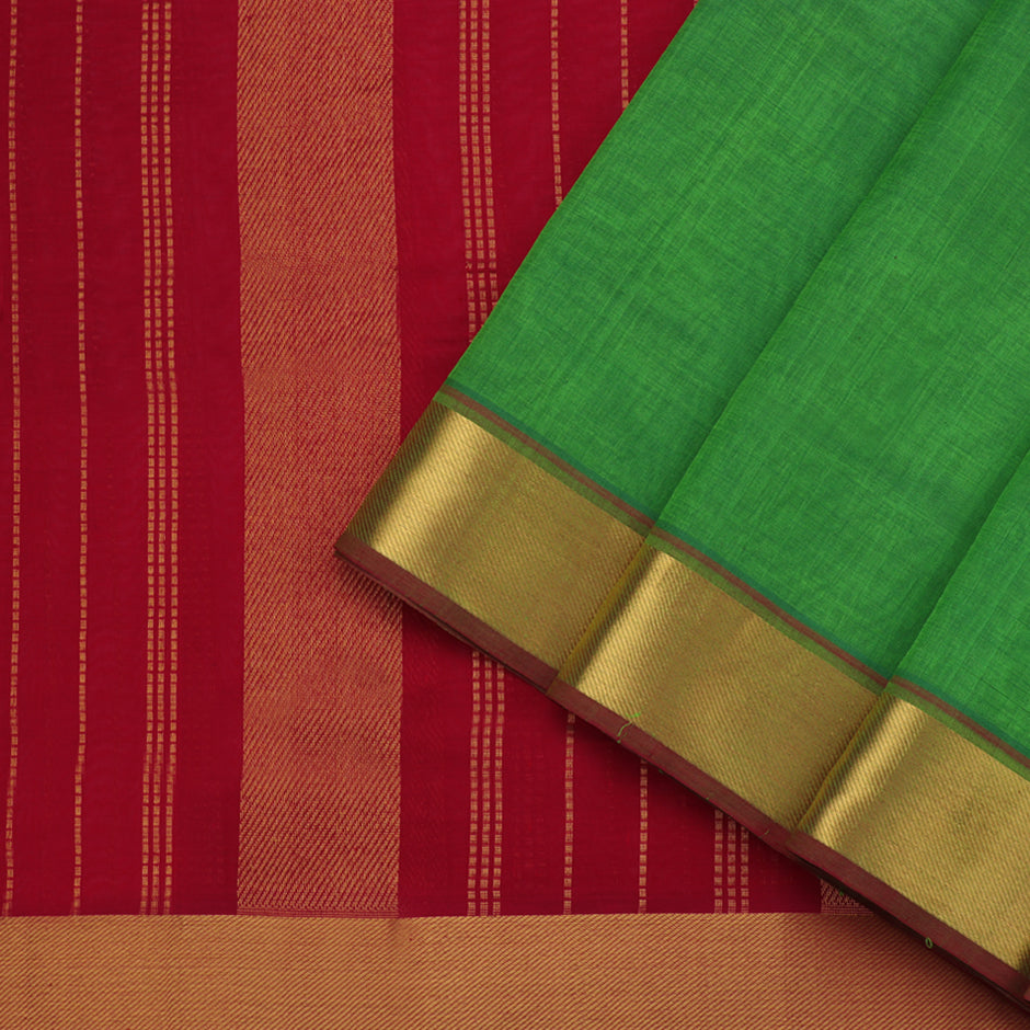 Kanakavalli Silk/Cotton Sari 071-08-41860 - Cover View