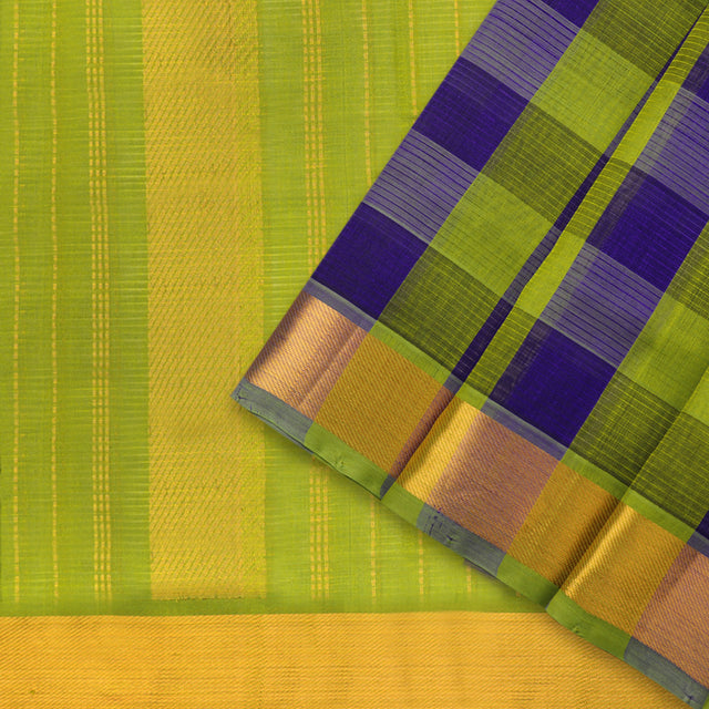 Kanakavalli Silk/Cotton Sari 550-08-90971 - Cover View