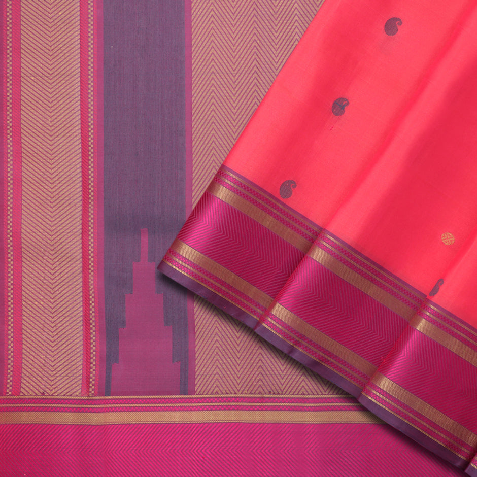 Kanakavalli Soft Silk Sari 071-01-89247 - Cover View