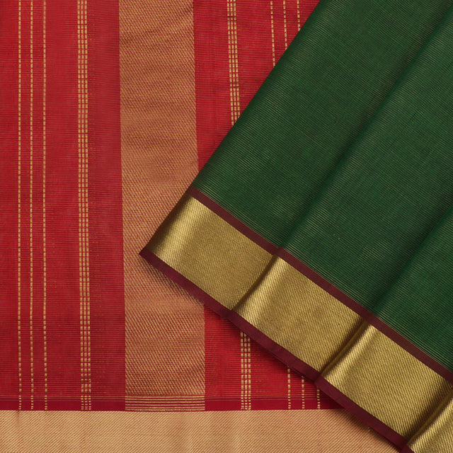 Kanakavalli Silk/Cotton Sari 550-08-102519 - Cover View