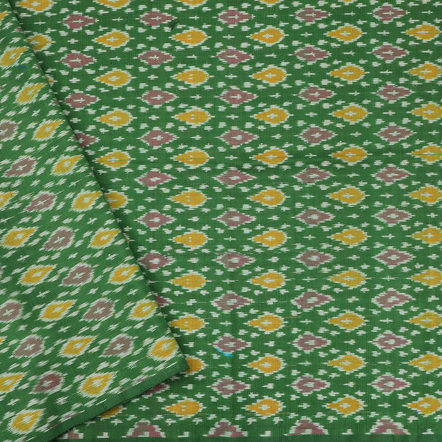 Kanakavalli Ikat Silk Blouse Length 585-06-65170 - Cover View