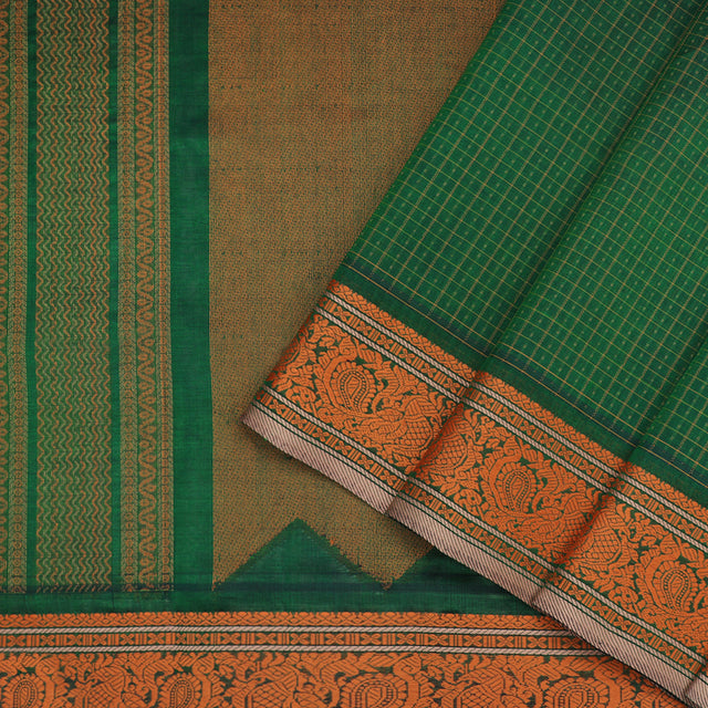 Kanakavalli Silk/Cotton Sari 071-08-101641 - Cover View