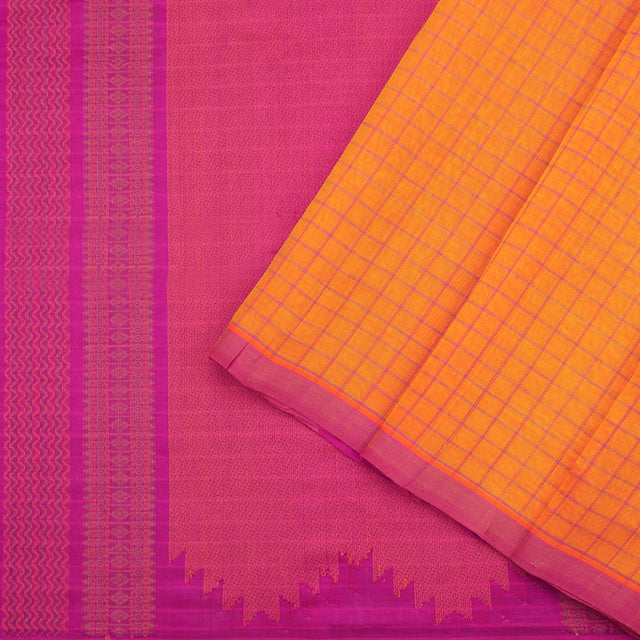 Kanakavalli Silk/Cotton Sari 071-08-96736 - Cover View