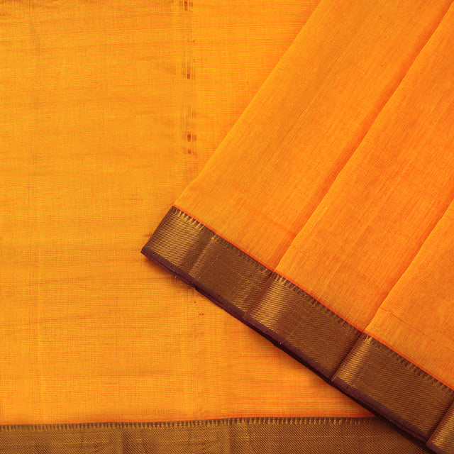 Kanakavalli Mangalgiri Cotton Sari 261-11-91124 - Cover View