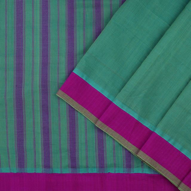Kanakavalli Mangalgiri Cotton Sari 260-11-53566 - Cover View