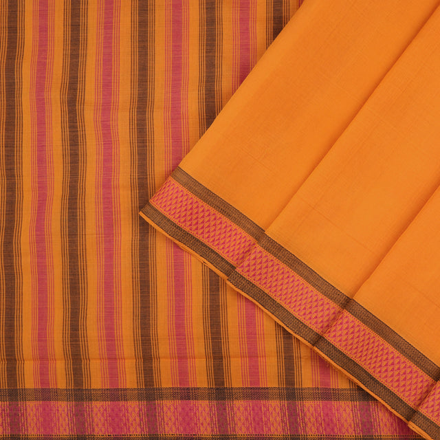 Kanakavalli Mangalgiri Cotton Sari 260-11-53345 - Cover View