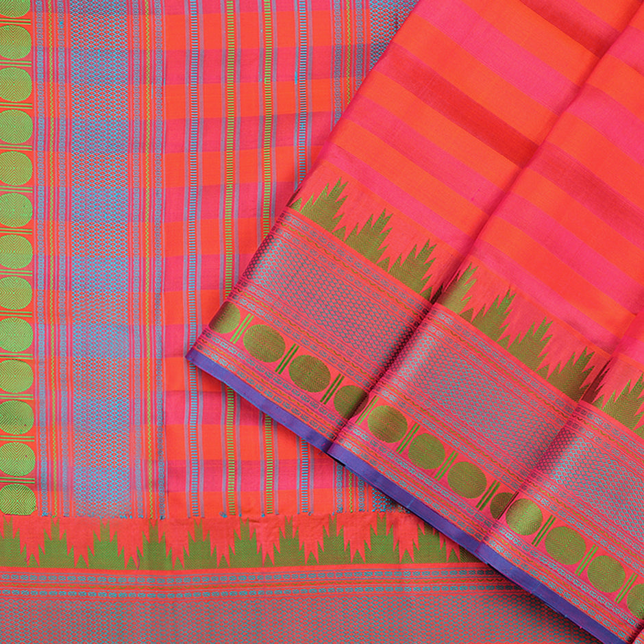 Kanakavalli Soft Silk Sari 071-01-64049 - Cover View