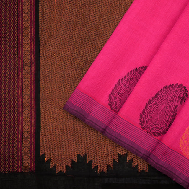 Kanakavalli Silk/Cotton Sari 071-08-96594 - Cover View