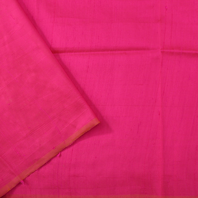 Kanakavalli Raw Silk Blouse Length 140-06-37270 - Cover View