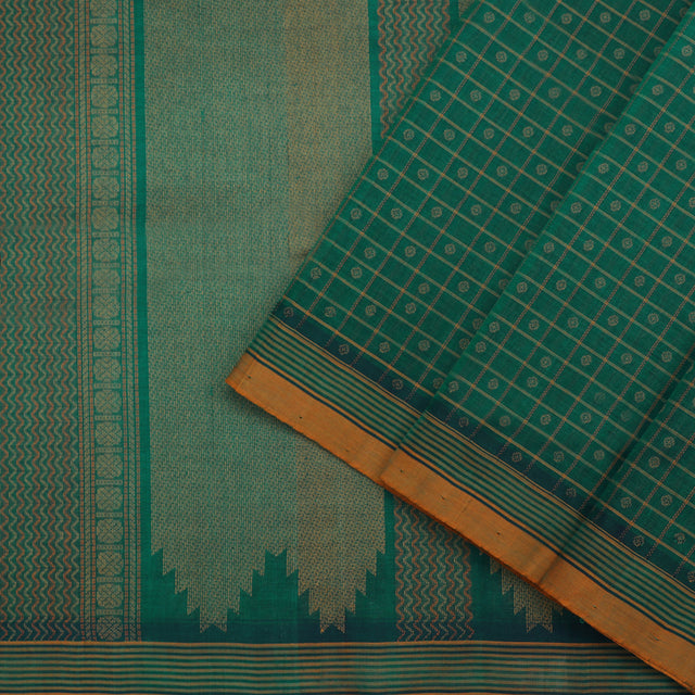 Kanakavalli Silk/Cotton Sari 071-08-101586 - Cover View