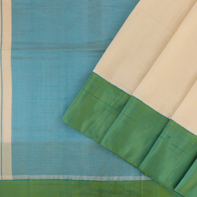 Kanakavalli Mangalgiri Cotton Sari 260-11-26502 - Cover View