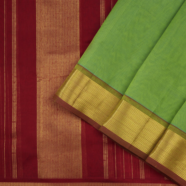 Kanakavalli Silk/Cotton Sari 100-08-46563 - Cover View