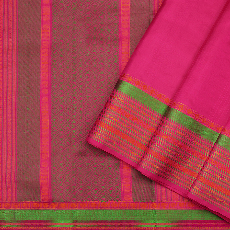 Kanakavalli Soft Silk Sari 071-01-66998 - Cover View