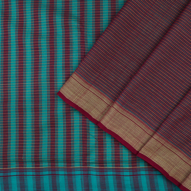 Kanakavalli Mangalgiri Cotton Sari 260-11-53269 - Cover View
