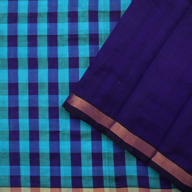 Kanakavalli Silk/Cotton Sari 550-08-92988 - Cover View