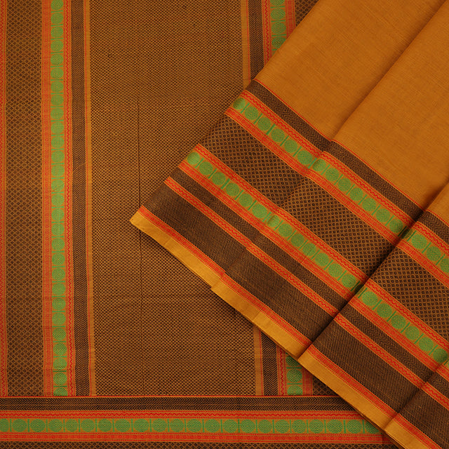 Kanakavalli Kanchi Cotton Sari 071-09-61782 - Cover View