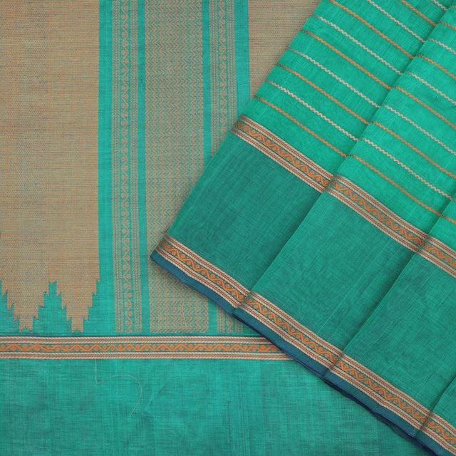 Kanakavalli Silk/Cotton Sari 071-08-96597 - Cover View