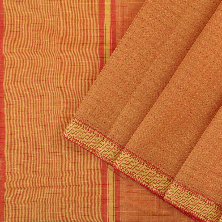 Kanakavalli Mangalgiri Cotton Sari 260-11-27101 - Cover View