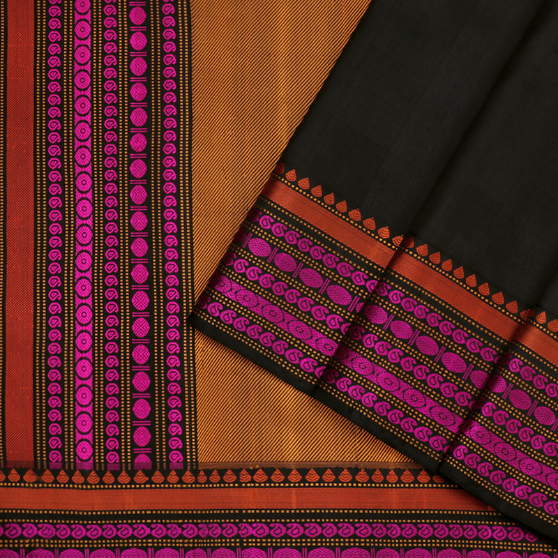Kanakavalli Soft Silk Sari 560-01-101206 - Cover View