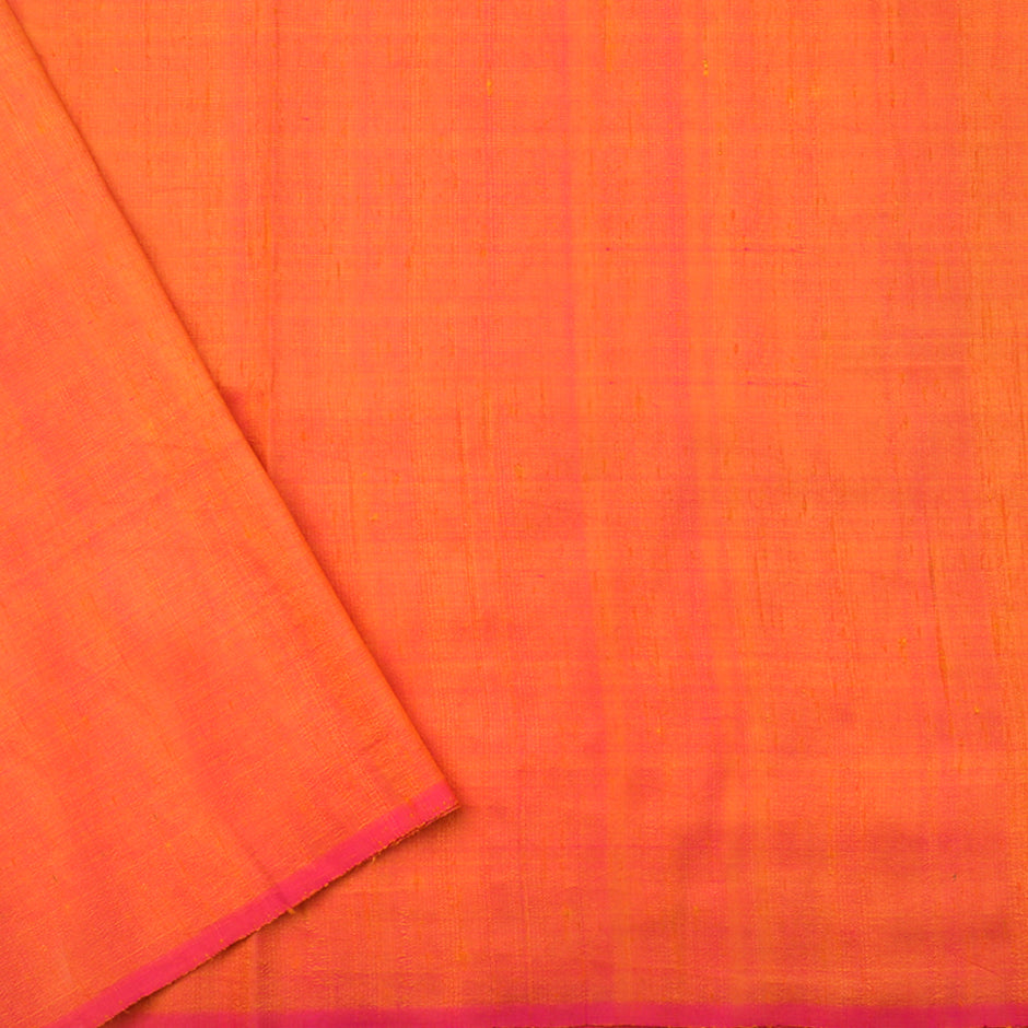 Kanakavalli Raw Silk Blouse Length 140-06-78371 - Cover View