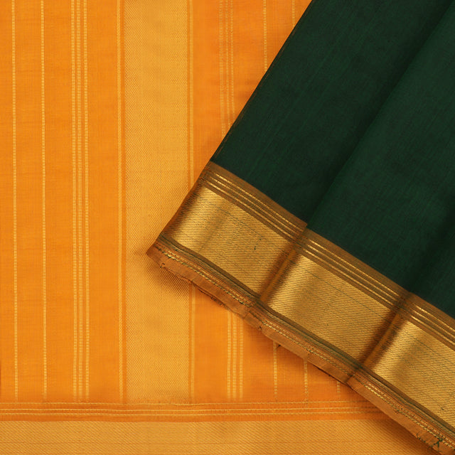 Kanakavalli Silk/Cotton Sari 550-08-102475 - Cover View