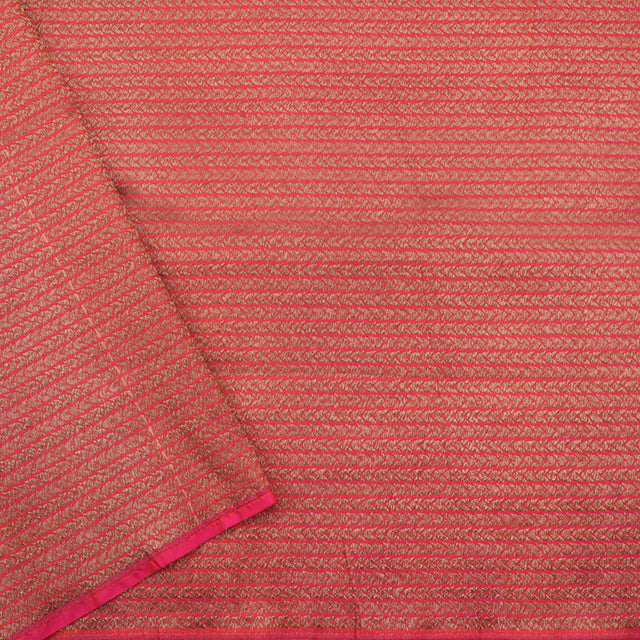 Kanakavalli Brocade Silk Blouse Length 200-06-72380 - Cover View