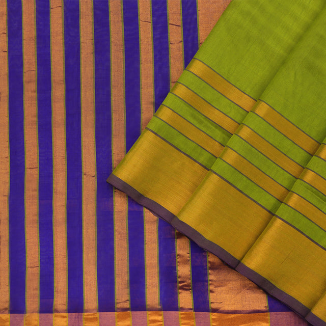 Kanakavalli Silk/Cotton Sari 100-08-35908 - Cover View